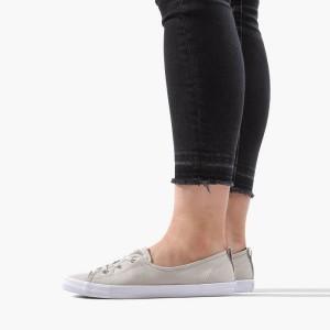 נעליים קונברס לנשים Converse Ctas Ballet Lace Slip - אפור בהיר