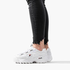 נעליים פילה לנשים Fila D-Formation - לבן