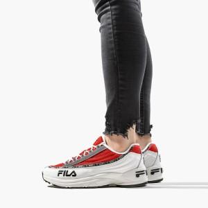 נעליים פילה לנשים Fila Dragster DSTR97 - לבן/אדום