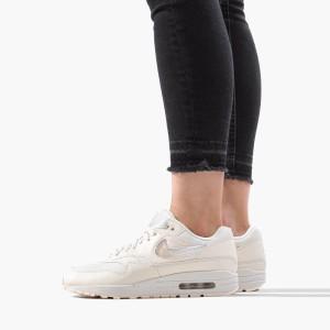 נעליים נייק לנשים Nike Air Max 1 JP Jewel Swoosh - לבן