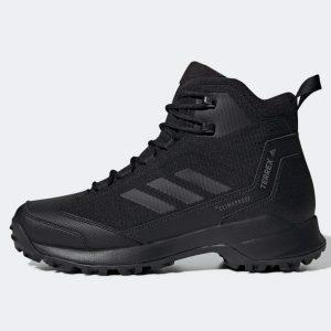נעליים אדידס לגברים Adidas TERREX HERON MID CW CP - שחור