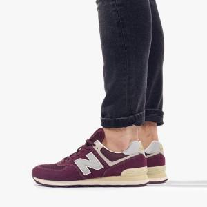 נעליים ניו באלאנס לגברים New Balance ML574 - סגול