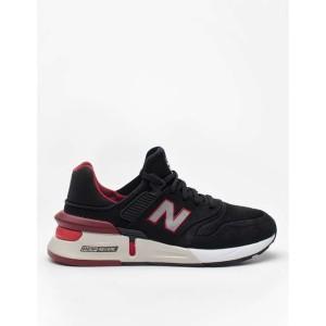 נעליים ניו באלאנס לגברים New Balance MS997 - שחור/אדום