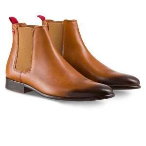 נעליים נו ברנד לגברים NOBRAND Zest - חום