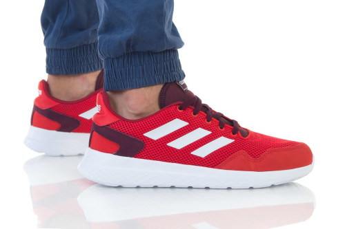 נעליים אדידס לגברים Adidas ARCHIVE - אדום
