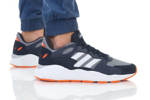 נעליים אדידס לגברים Adidas Chaos - שחור/כתום