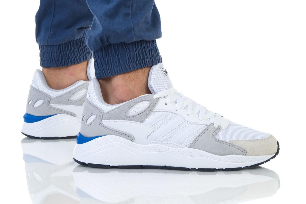 נעליים אדידס לגברים Adidas Chaos - אפור/לבן
