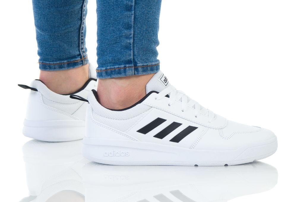 נעליים אדידס לנשים Adidas TENSAUR K - לבן/שחור