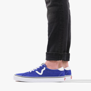 נעליים ואנס לגברים Vans UA Sport - כחול