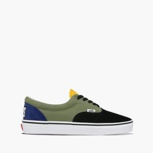 נעליים ואנס לגברים Vans Era - שחור/ירוק