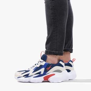 נעליים ריבוק לגברים Reebok DMX Series 1000 - כחול/לבן