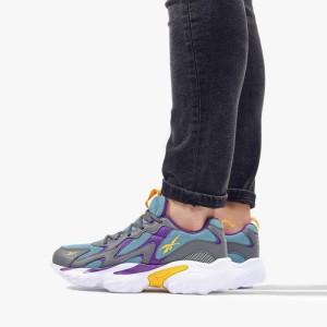 נעליים ריבוק לגברים Reebok DMX Series 1000 - סגול/כחול