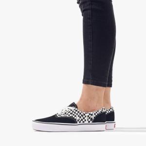 נעליים ואנס לנשים Vans ComfyCush Era - שחור/לבן