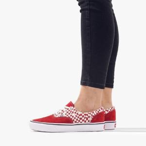 נעליים ואנס לנשים Vans ComfyCush Era - אדום