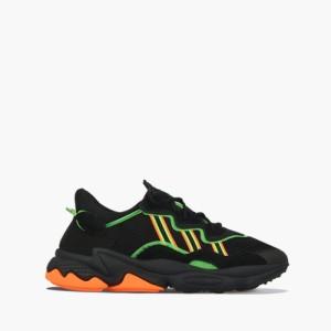נעליים Adidas Originals לנשים Adidas Originals Ozweego - שחור/ירוק