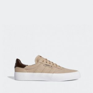 נעליים Adidas Originals לגברים Adidas Originals 3MC - חום/בז'