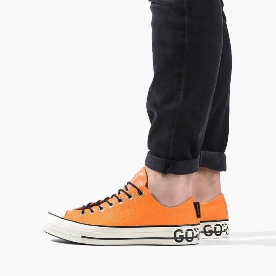 נעליים קונברס לגברים Converse Chuck Taylor 70 Gore Tex - כתום