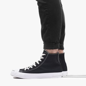 נעליים קונברס לנשים Converse CHUCK TAYLOR ALL STAR RENEW HIGH TOP - שחור