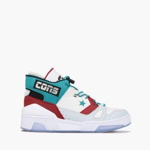 נעליים קונברס לגברים Converse Erx 260 MID - לבן/אדום