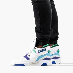 נעליים קונברס לגברים Converse Erx 260 MID - לבן/ירוק