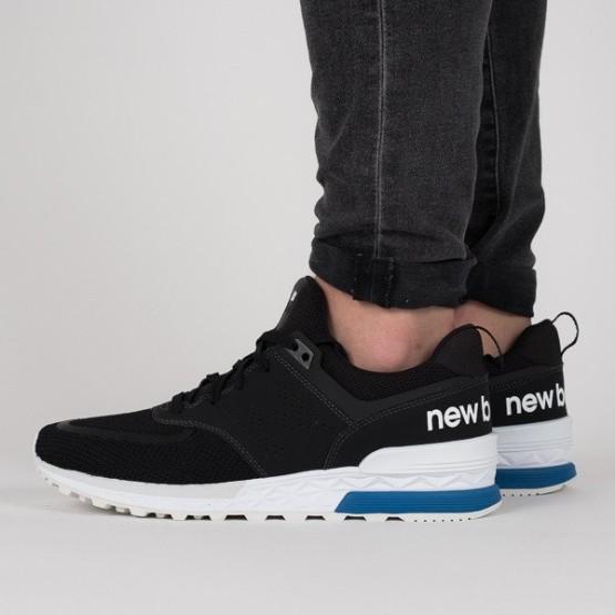 נעליים ניו באלאנס לגברים New Balance MS574PCB - שחור