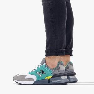 נעליים ניו באלאנס לגברים New Balance MS997 - אפור/ירוק