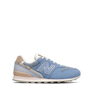 נעלי סניקרס ניו באלאנס לנשים New Balance WL996 - תכלת
