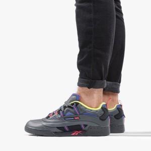 נעליים ריבוק לגברים Reebok Workout Plus RC 1.0 - אפור