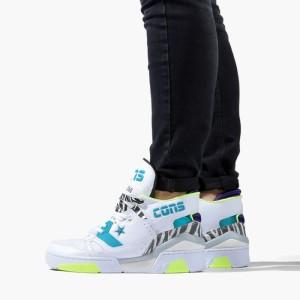 נעליים קונברס לגברים Converse Erx 260 MID - לבן/צהוב