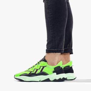 נעליים Adidas Originals לגברים Adidas Originals Ozweego - ירוק בהיר