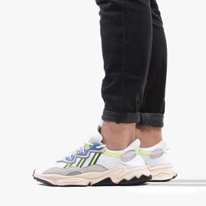 נעליים Adidas Originals לגברים Adidas Originals Ozweego - לבן
