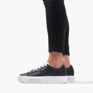 נעליים Adidas Originals לנשים Adidas Originals Sleek Super - שחור