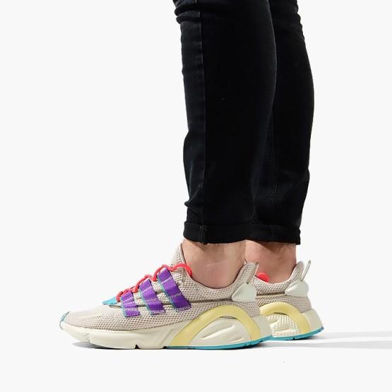 נעליים Adidas Originals לגברים Adidas Originals  LXCON - לבן/סגול