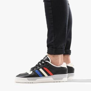 נעליים Adidas Originals לגברים Adidas Originals Rivalry Low - שחור
