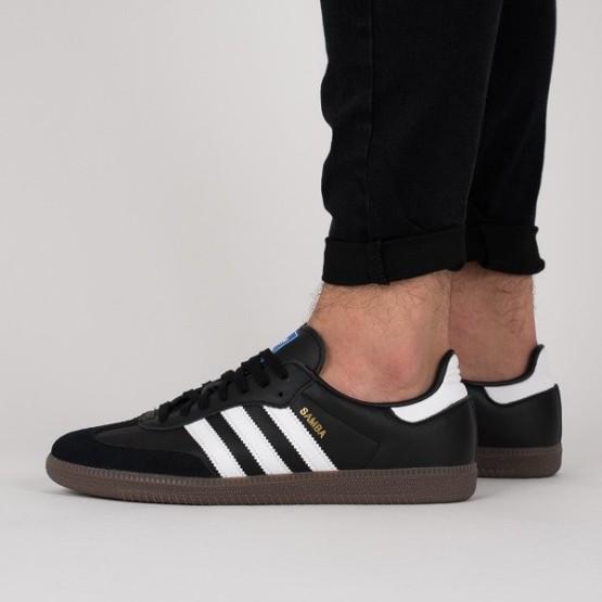 נעליים אדידס לגברים Adidas Samba OG - לבן/שחור