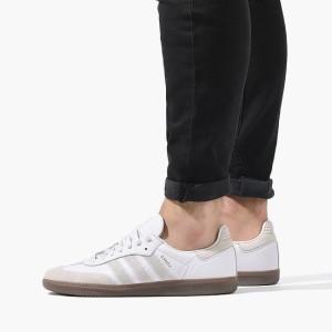 נעליים Adidas Originals לגברים Adidas Originals Samba - לבן