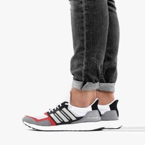 נעליים אדידס לגברים Adidas UltraBoost S&L - צבעוני/לבן