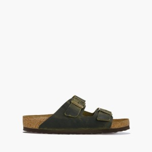 כפכפים בירקנשטוק לגברים Birkenstock 1Arizona BS - ירוק