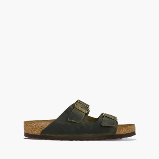 נעליים בירקנשטוק לגברים Birkenstock Arizona BS - ירוק