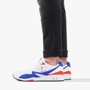 נעליים לה קוק ספורטיף לגברים Le Coq Sportif LCS R800 Sport - לבן  כחול  אדום