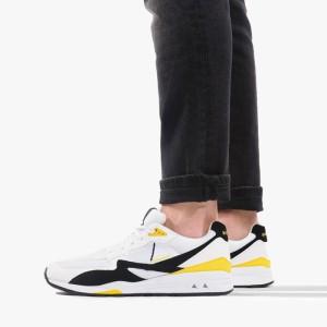 נעליים לה קוק ספורטיף לגברים Le Coq Sportif LCS R800 Sport - לבן/צהוב