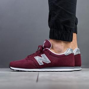 נעליים ניו באלאנס לגברים New Balance ML373BN - אדום יין