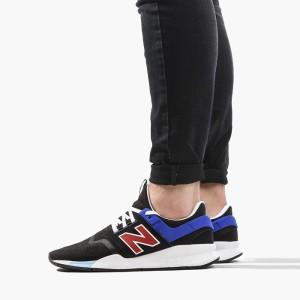 נעליים ניו באלאנס לגברים New Balance MS247FJ - שחור/כחול