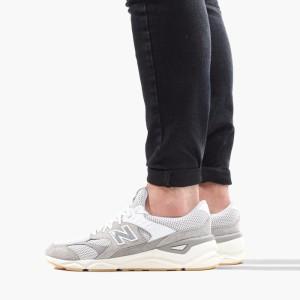 נעליים ניו באלאנס לגברים New Balance MSX90RDC - אפור/לבן