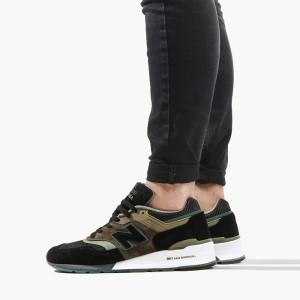 נעליים ניו באלאנס לגברים New Balance  Made in USA Military Pack - חאקי