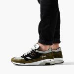 נעליים ניו באלאנס לגברים New Balance  Tan and Black - שחור/ירוק