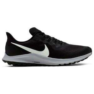 נעליים נייק לגברים Nike  Air Zoom Pegasus 36 Trail - שחור/לבן