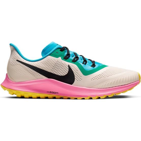 נעליים נייק לגברים Nike  Air Zoom Pegasus 36 Trail - צבעוני בהיר