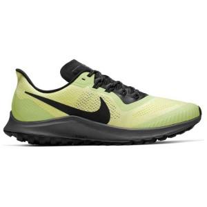 נעליים נייק לגברים Nike  Air Zoom Pegasus 36 Trail - צהוב/שחור