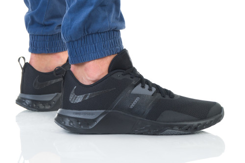נעלי אימון נייק לגברים Nike RENEW RETALIATON TR - שחור